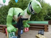 Love a bit of Rex at Disney